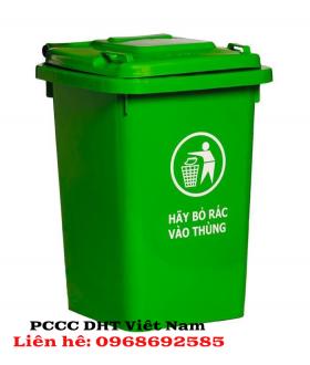 Cung cấp thùng rác công nghiệp tại cụm công nghiệp Thực phẩm Hapro