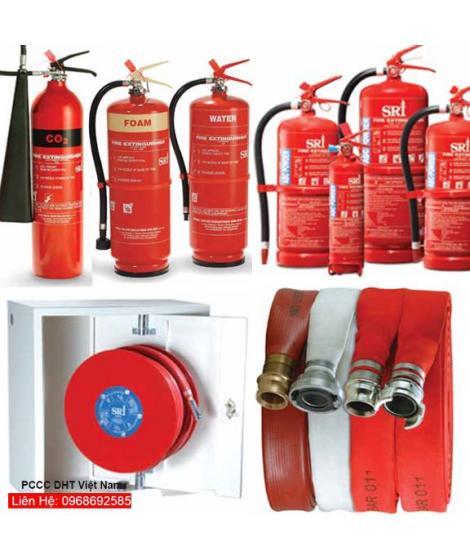 Địa chỉ phân phối thiết bị chữa cháy tại khu công nghiệp QUẾ VÕ 2