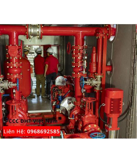 Dịch vụ bảo trì bảo dưỡng hệ thống phòng cháy chữa cháy tại Khu công nghiệp Hòa Phú