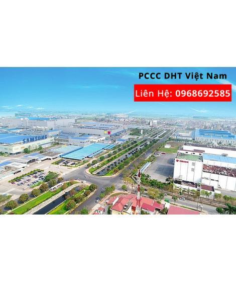 Dịch vụ bảo trì bảo dưỡng hệ thống phòng cháy chữa cháy tại KCN Quang Châu