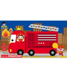 Giới thiệu các sản phẩm thiết bị chữa cháy tại cụm khu công nghiệp Thanh Vinh