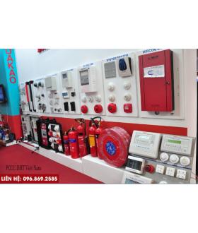 Lắp đặt thiết bị phòng cháy chữa cháy tại Hà Na