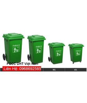 Thùng rác công nghiệp mua ở đâu tại Nam Định?