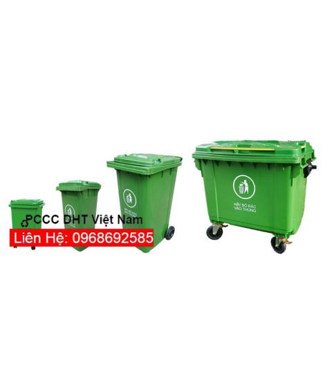 Thùng rác công nghiệp mua ở đâu tại Hà Nam