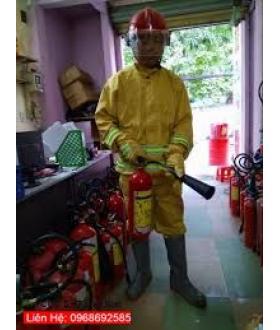 Quần áo chữa cháy theo thông tư số 56 ở Hải Dương