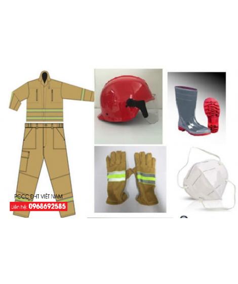 Quần áo chữa cháy thông tư 48 tại Bắc Giang
