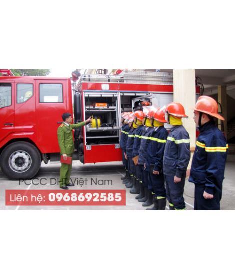 Quần áo chữa cháy theo thông tư 56 tại Vĩnh Phúc