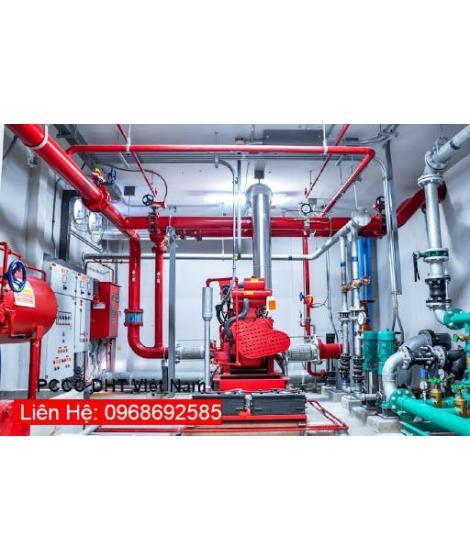 Những lưu ý cần thiết khi sử dụng thiết bị chữa cháy tại cụm khu công nghiệp CỘNG HÒA – CHÍ LINH
