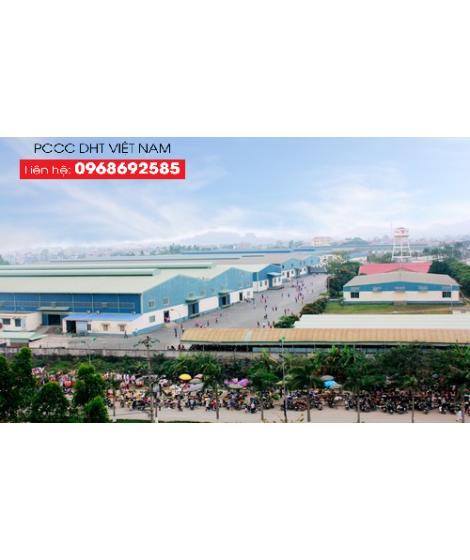 Thiết bị chữa cháy tại khu công nghiệp KHAI QUANG