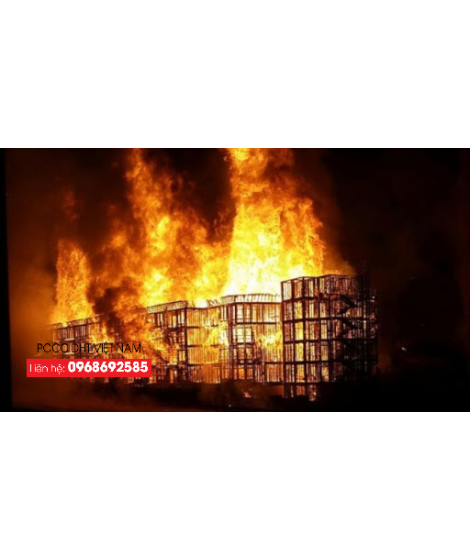 Thiết bị chữa cháy tại khu công nghiệp LẬP THẠCH II.