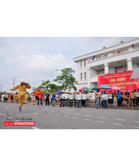 Thiết bị chữa cháy tại cụm công nghiệp thị trấn Lâm Thao