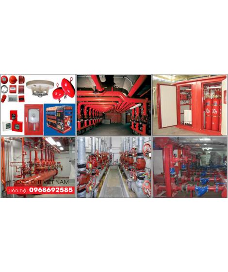 Thiết bị chữa cháy tại khu công nghiệp THÁI HÒA, LIỄN SƠN, LIÊN HÒA