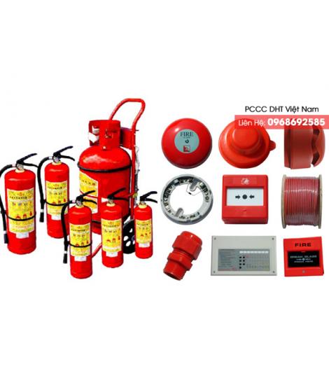 Trung tâm phân phối thiết bị phòng cháy tại Bắc Ninh