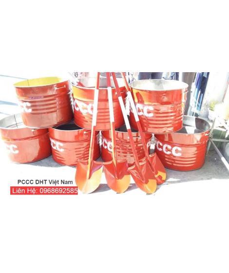 Nhu cầu tìm mua thùng phuy chữa cháy tại Thái Nguyên đang phát triển mạnh