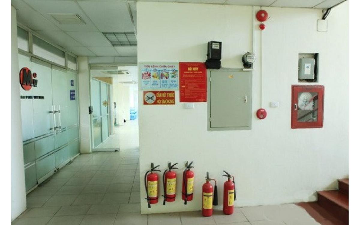 3 phút vàng trong chữa cháy