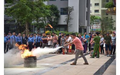 4 Phương châm chữa cháy hiệu quả