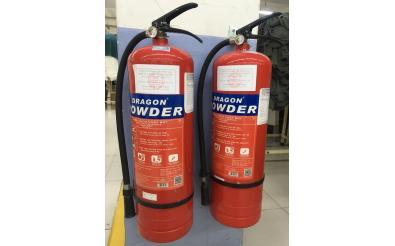 Có nên sử dụng bình chữa cháy 4kg bột ABC thay cho bình chữa cháy BC