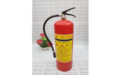 Nên chọn bình chữa cháy bột ABC hay bình chữa cháy dạng khí