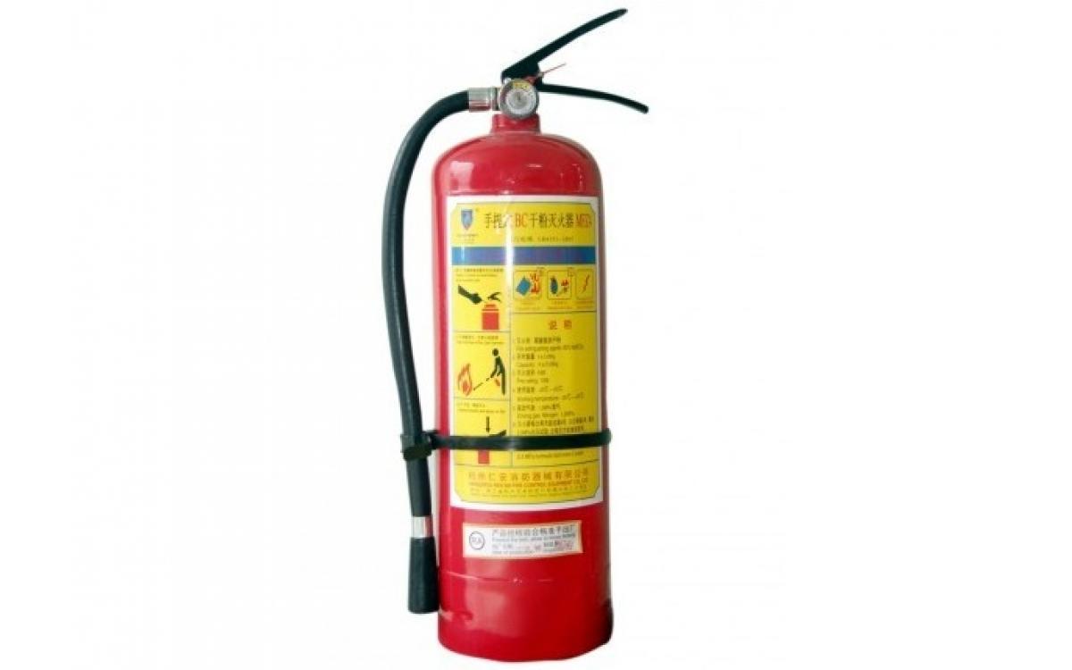Bình chữa cháy chứa chất gì