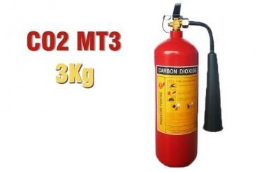 Nơi bán Bình chữa cháy CO2 3kg MT3 giá rẻ chất lượng uy tín nhất 2020