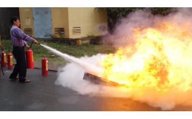 Phân loại bình chữa cháy dạng bột ABC 4kg, 8kg kèm công dụng và cách sử dụng