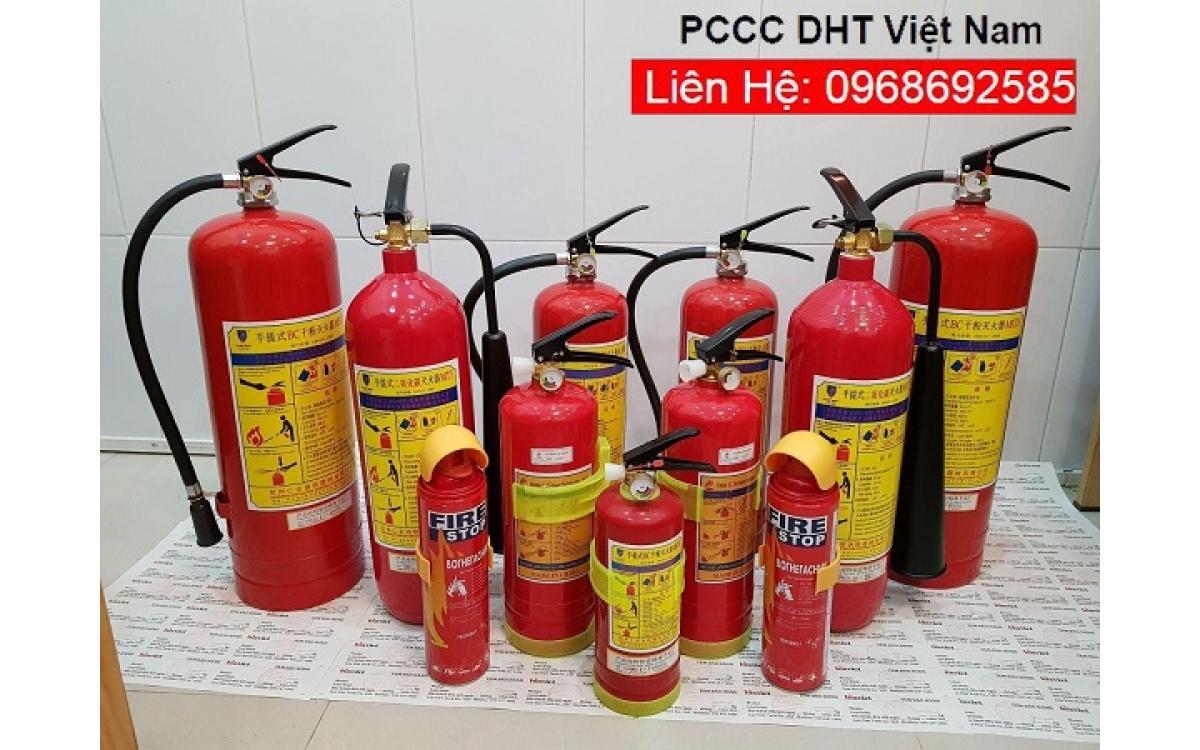 Bình chữa cháy điện