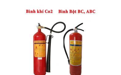 Bình chữa cháy dùng được mấy lần?