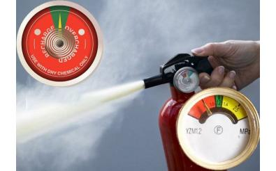 Xử lý bình chữa cháy hết áp suất