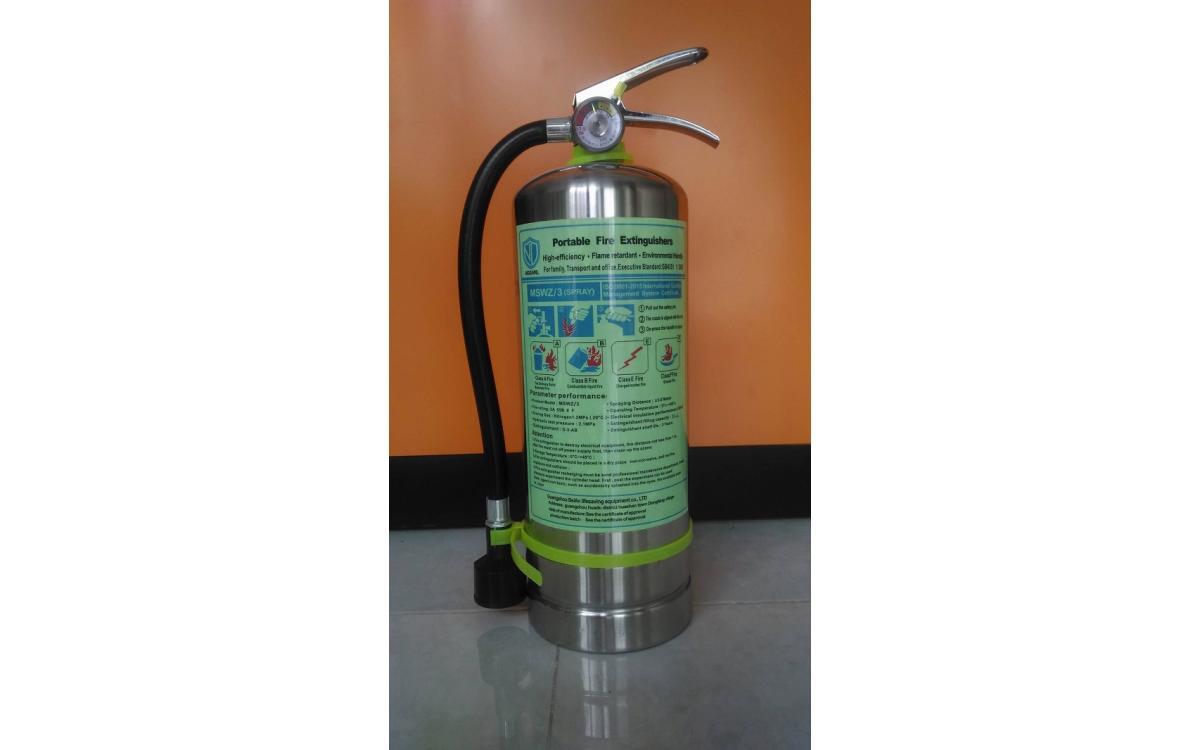 Bình chữa cháy Inox