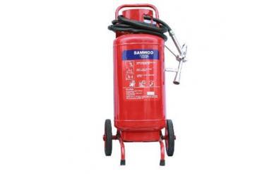 Bình chữa cháy xe đẩy MT35, CO2 thông dụng kèm giá bán và cách sử dụng