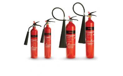 Các loại bình chữa cháy và cách sử dụng