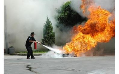 Cách sử dụng bình cứu hỏa mini khí Co2 và bình bột chi tiết