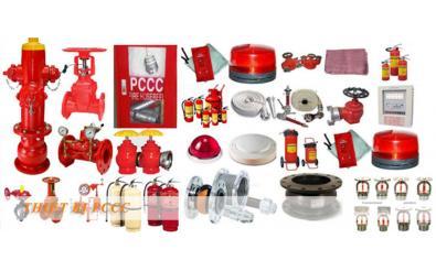 Danh mục thiết bị phòng cháy chữa cháy và Chi phí kiểm định thiết bị PCCC 2020