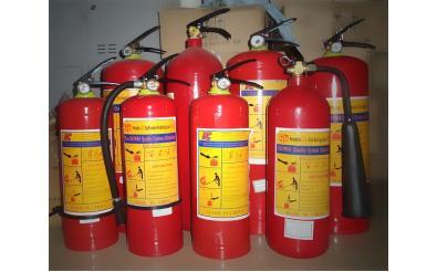 Địa chỉ nạp bình cứu hỏa uy tín chất lượng giá rẻ tại Hà Nội