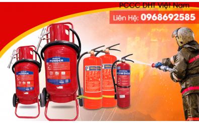 Đổi bình cứu hỏa ở đâu? Địa chỉ nạp bình cứu hỏa chữa cháy Hà Nội