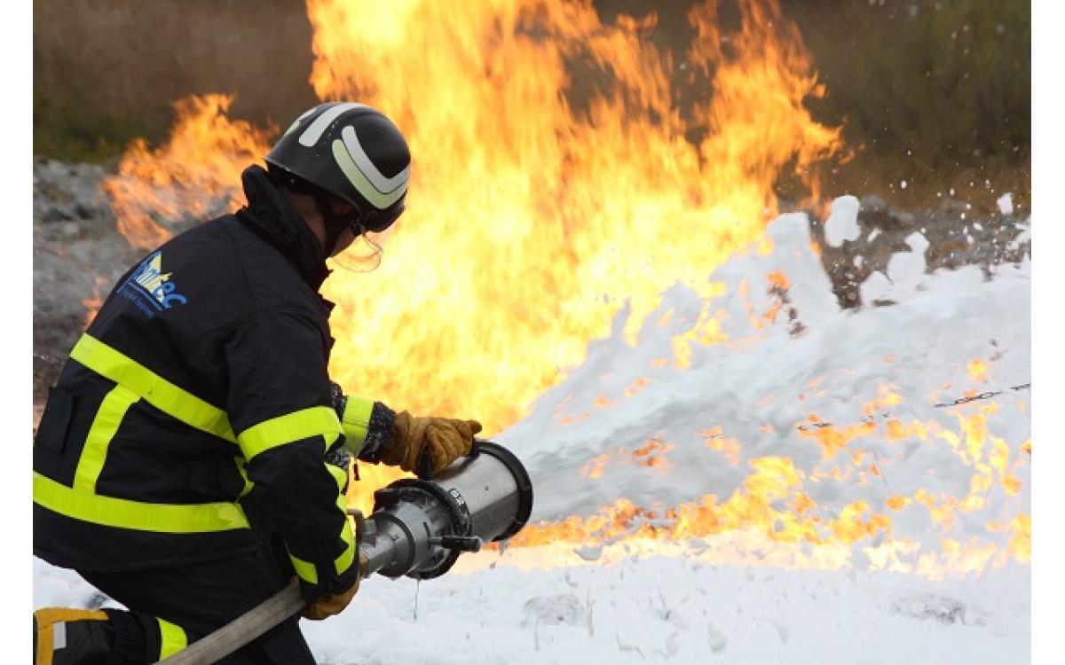 Dung dịch Foam chữa cháy