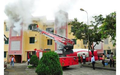 [NEW] Luật phòng cháy chữa cháy mới nhất 2019