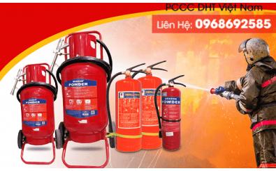 Bật mí địa chỉ mua bình chữa cháy tại Hà Nam giá rẻ, uy tín nhất