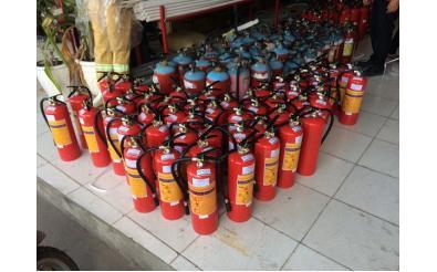 Báo Giá Nạp Bình Chữa Cháy Giá Rẻ Nhất Tại Hà Nội Bao Gồm Những Gì?