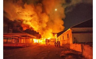 Phòng chống cháy nổ trong sản xuất và những điều cần biết