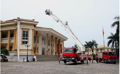 [HOT] Đơn vị chuyên cung cấp thiết bị phòng cháy chữa cháy tại Vĩnh Phúc uy tín nhất