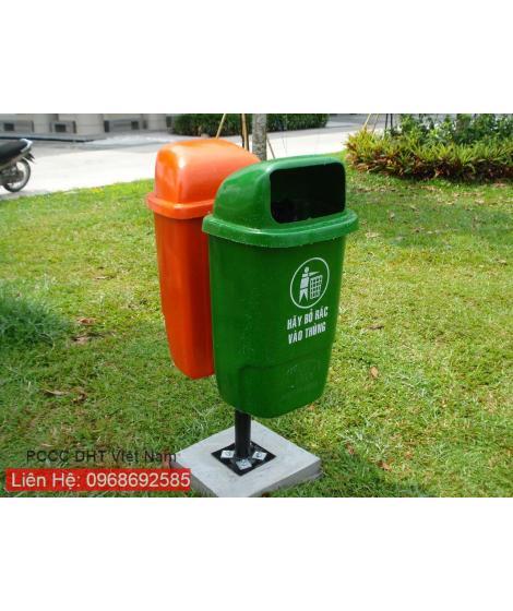 Thùng rác công nghiệp mua ở đâu tại Bắc Giang