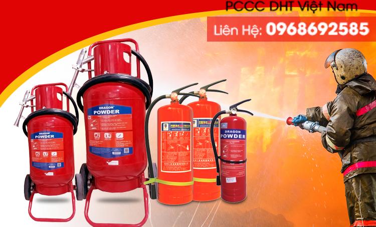 Địa chỉ mua thiết bị chữa cháy giá cả hợp lý, chất lượng