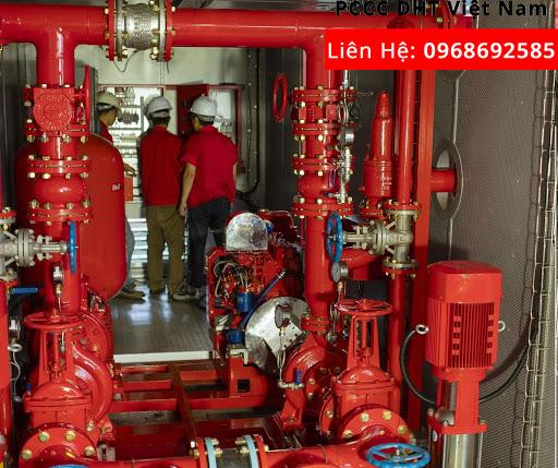 Dịch vụ bảo trì bảo dưỡng hệ thống phòng cháy chữa cháy Khu công nghiệp Phố Nối A đảm bảo an toàn tài sản và tính mạng.