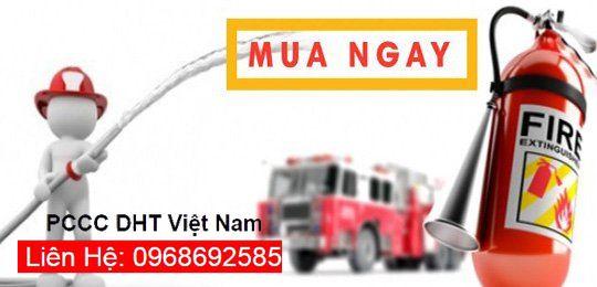 Thiết bị chữa cháy tại khu công nghiệp Thanh Oai