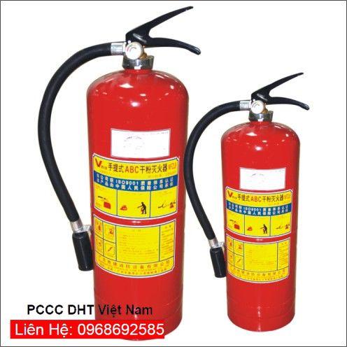 Bình chữa cháy đạt chuẩn an toàn chất lượng
