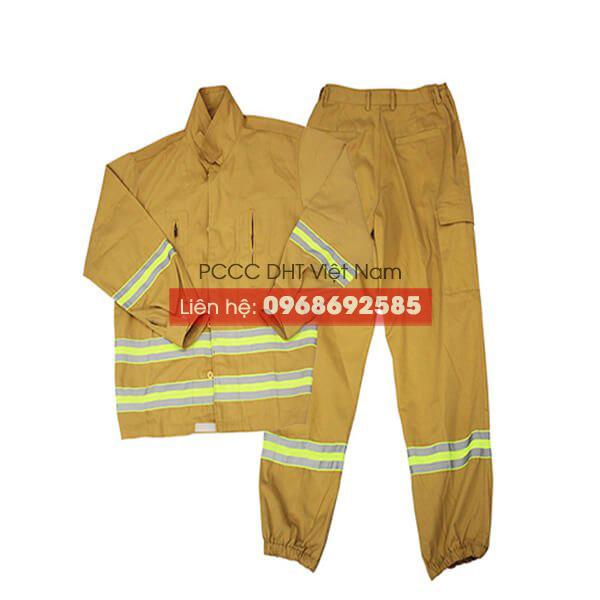 Bộ quần áo theo thông tư 48 tại Vĩnh Phúcdo PCCC DHT Việt Nam cung cấp