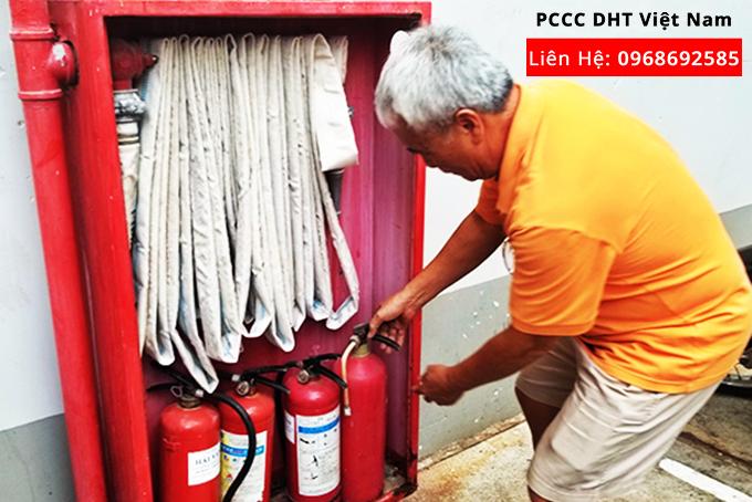 Dịch vụ bảo trì bảo dưỡng hệ thống phòng cháy chữa cháy tại Khu công nghiệp KIM THÀNH an toàn