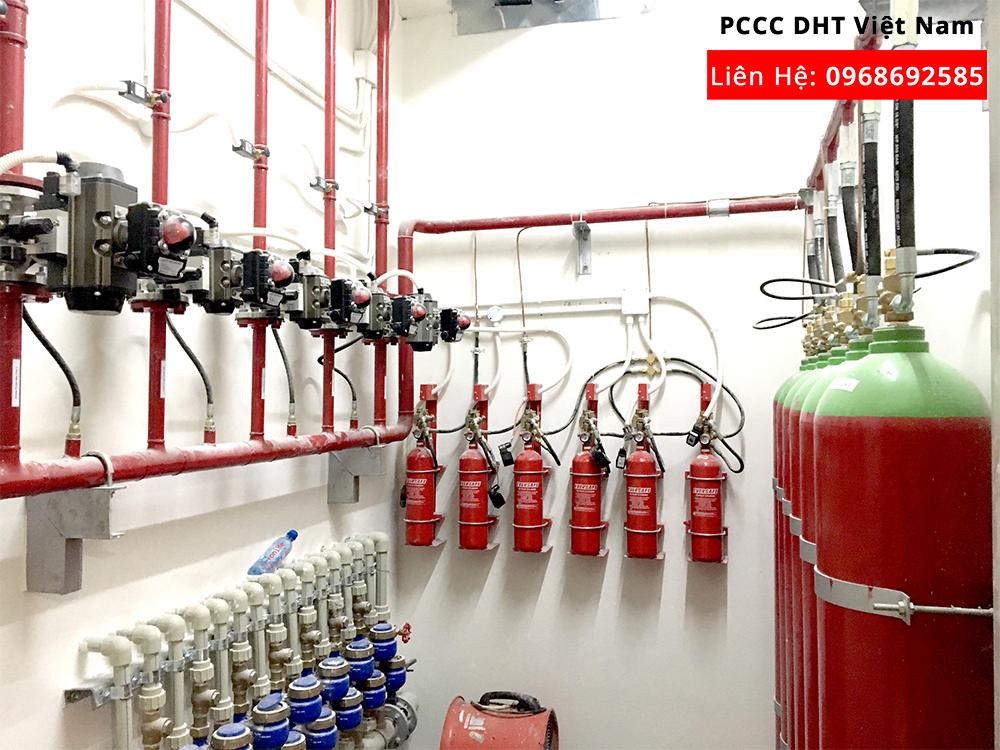 Dịch vụ bảo trì bảo dưỡng hệ thống phòng cháy chữa cháy Khu công nghiệp Dệt May Phố Nối