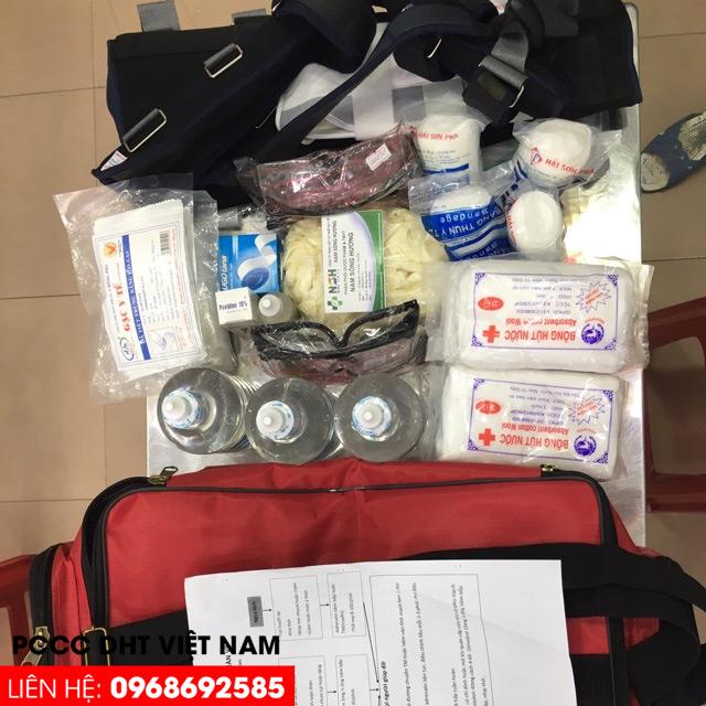 Sản phẩm túi cứu thương tiện lợi